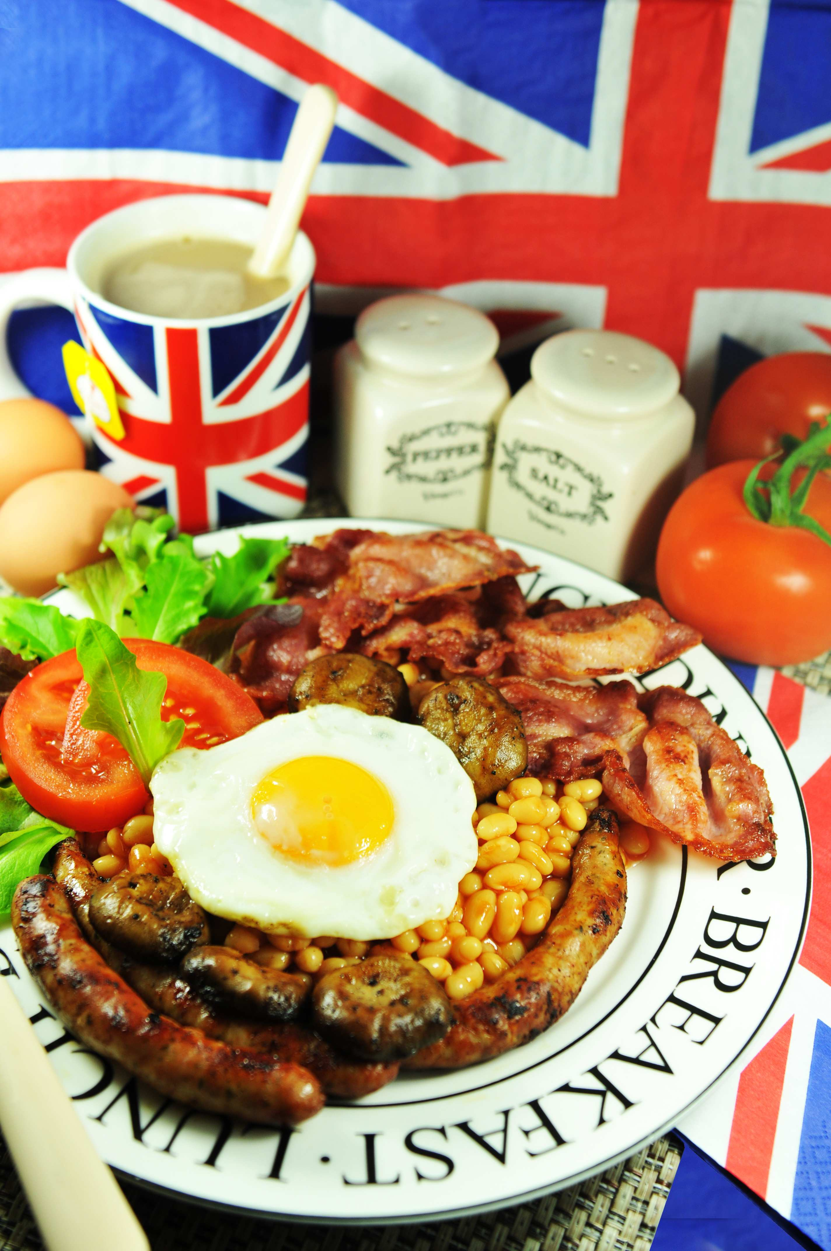 10 most need to know facts about british food upakweship for Cuisine in english