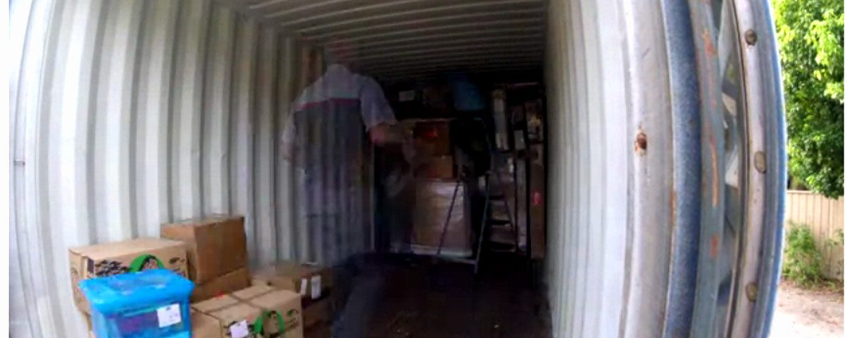Container Loading Video