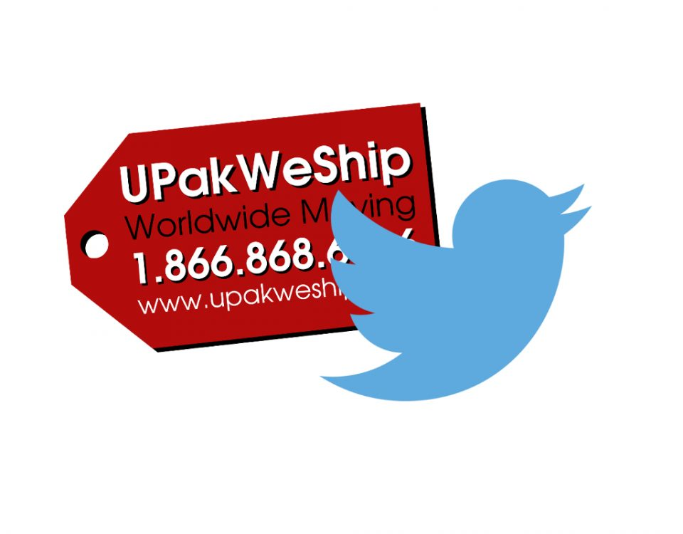UPakWeShip on Twitter